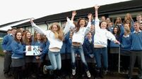 Kinsale students know the science of winning