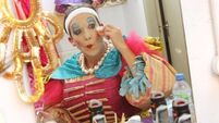 From camp to lamp: behind the scenes at the panto