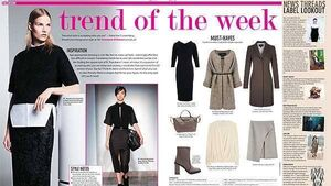 Trend of the week: Create a wardrobe that represents you
