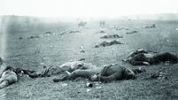 Remembering the many Irish lost at Gettysburg