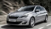 Peugeot 308 review (24/04/2014)