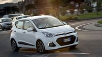 Hyundai i10 review (17/04/2014)