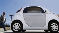 Google cars may be future threat to industry
