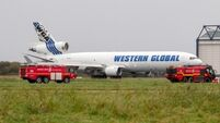 Jet forced to dump thousands of litres of fuel then aborted landing at Shannon