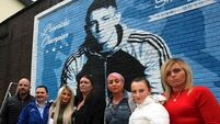 Mural to tragic boxer killed in hit-and-run unveiled