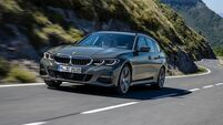 New BMW 3 Series Touring is not just a thing of beauty, it's actually practical too