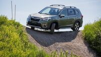 Subaru Forester gets green credentials