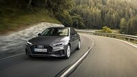New Audi A4 is a terribly appealing car in the very competitive compact executive sector