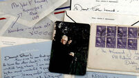 Jackie letters to stay 'under lock and key' at court