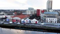 Revised Albert Quay planning bid prompts critical response