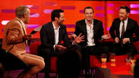 Fassbender: Training for '300' made me physically ill