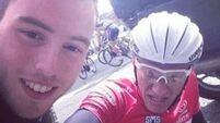 Cycle fan 'didn't mean to cause harm with selfie'