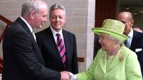 McGuinness rebukes Tebbit's hope he might be shot for attending banquet