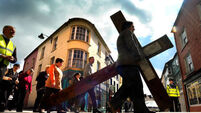 West Cork town remembers Famine victims with cross