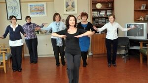 Dancing as therapy in Cork's Valley View Day Centre