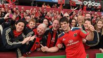 Red Army of Munster marches on in pursuit of dream