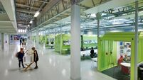 Innovative Cork IT factory vies for top design award