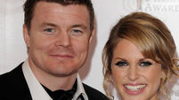 Amy Huberman leads well-wishers for BOD on Twitter