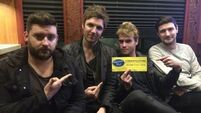 Irish band Kodaline to perform for 15 million viewers on tonight's American Idol