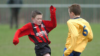 Sportsmanship of Cork schoolboy is praised online