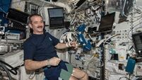 Science subjects get Leaving Cert lift from astronaut Chris Hadfield