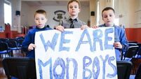 North Mon parents vow to chain themselves to school gates