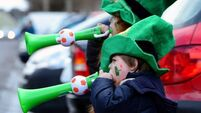 Kingdom's towns and villages ready to celebrate St Patrick's Day