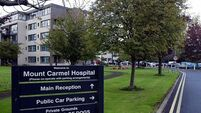 HSE considers Mount Carmel step-down option