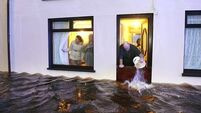 Limerick remains on alert after floods cause chaos