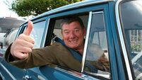 John Creedon swears off alcohol for St Patrick's Day