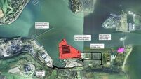 Computer simulations of Port of Cork plan unveiled