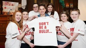 Teens urged: Don't be a bully