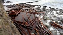 €220k boardwalk destroyed in East Cork
