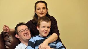 'Pylon corridor would destroy our autistic son's quality of life'