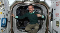 Hadfield touches down to command tourism drive