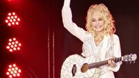 A bedazzled crowd gets a good dose of Dolly at the Marquee