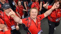 1,500 athletes full of excitement as Special Olympic Games begin