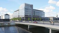 Revised €45m office block granted approval