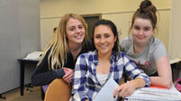 Junior and Leaving Cert pupils told: Keep calm and carry on