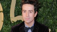 DJ Nick Grimshaw tops dress league