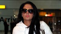 Tulisa denies drugs charge