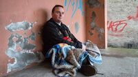 Priest to sleep out in addicts' squat