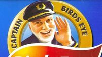 QUIRKY WORLD: Old favourite Captain Birdseye demoted