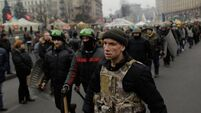 Options limited in resolving Ukrainian crisis