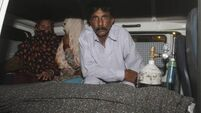 Husband of  woman bludgeoned to death in Pakistan strangled  first wife