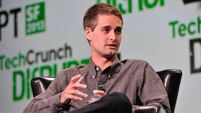 Snapchat chief 'mortified' over profane emails