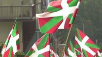 Basques form  123km chain  for independence vote
