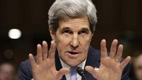 Kerry: US will support Iraq but not with troops