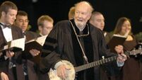 Tributes to folk hero and activist Pete Seeger