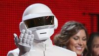 Daft Punk get lucky with four Grammys